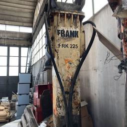 MARTELLO DEMOLITORE FRANK CO.FRK 225